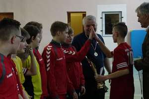 Zrobili to! MDK Bartoszyce mistrzem województwa chłopców w piłce ręcznej
