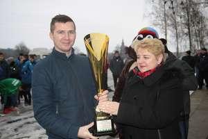 Łyna najlepsza w turnieju o puchar burmistrza Sępopola. ZOBACZ ZDJĘCIA