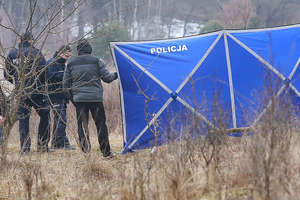 Odnaleziono ciało Radosława Zalewskiego. Rodzina przyjechała na miejsce [VIDEO, AKTUALIZACJA, ZDJĘCIA]