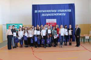 Uczestnicy turnieju językoznawczego wykazali się ogromną wiedzą