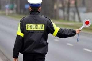 Węgorzewscy policjanci przyjrzeli się bezpieczeństwu pieszych