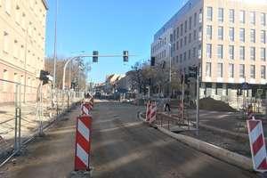 Znamy ostateczny termin zakończenia przebudowy ul. Partyzantów w Olsztynie [VIDEO]