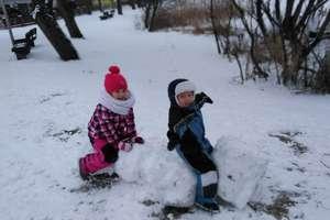 Zimowy Brzdąc: Zimowy Brzdąc: Olaf i Kaja Prusik
