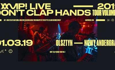 KAMP! Live Olsztyn w Nowym Andergrancie