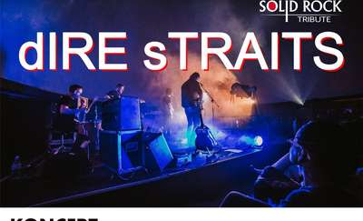 SOLID ROCK - tribute Dire Straits band w SOWIE