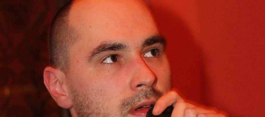 Jakub Żulczyk będzie gościem Instytutu Polonistyki i Logopedii UWM w czasie obchodów Dni Języka Ojczystego