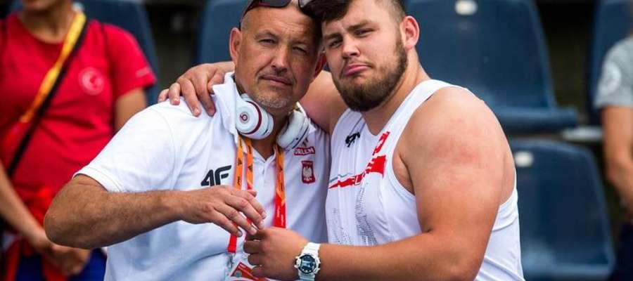 Duet rodzinno-sportowy: Ireneusz i Konrad Bukowieccy