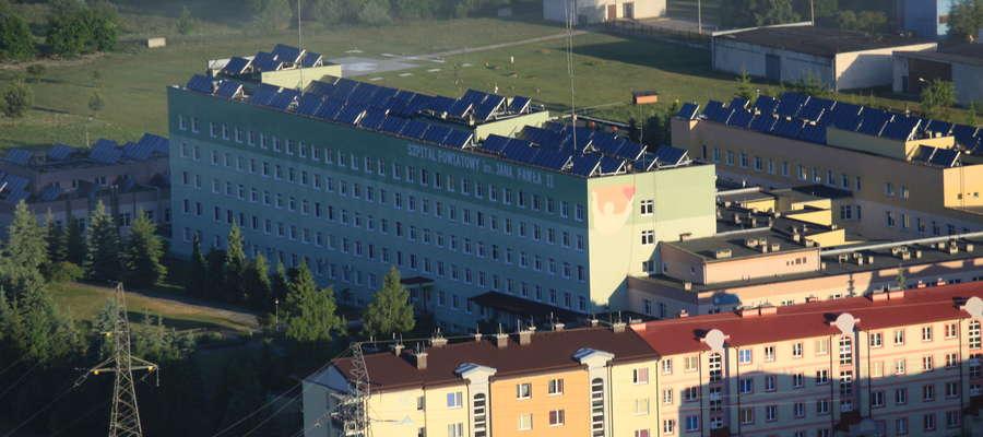 Szpital Powiatowy im. Jana Pawła II w Bartoszycach