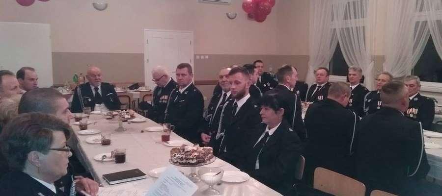 Na zebraniu podsumowano działalność OSP w Jeleniu