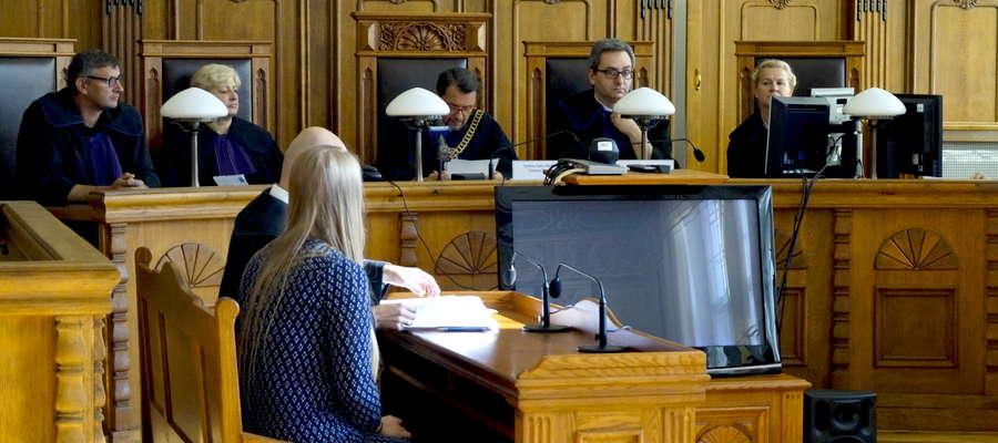 Proces Katarzyny W. ruszył we wrześniu 2018r. Podczas dzisiejszej (8.02) rozprawy kobiety nie było na sali sądowej