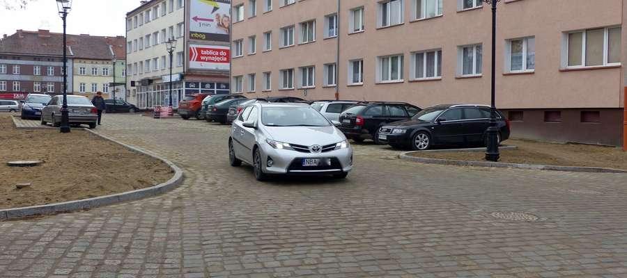 Ulica Bema w Bartoszycach