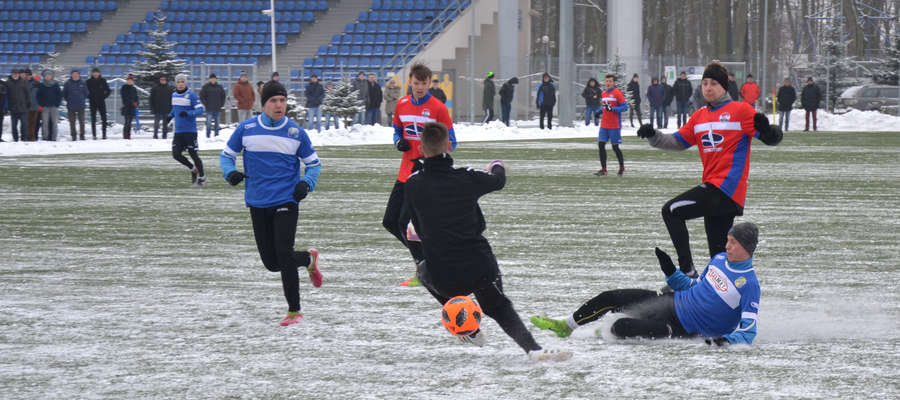 Na razie Sokół rozegrał jeden sparing, przed tygodniem rozgromił 9:0 Lecha Rypin