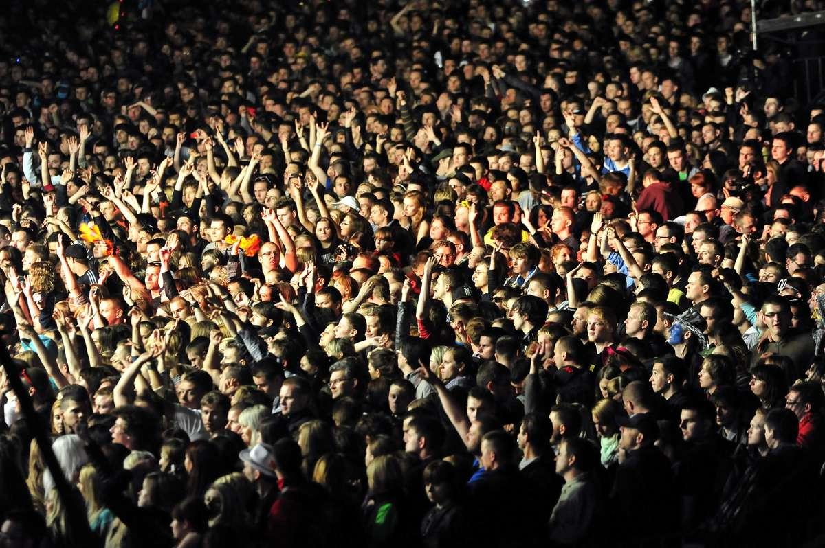 Przyjdź na koncert i pomóż Sebie! - full image