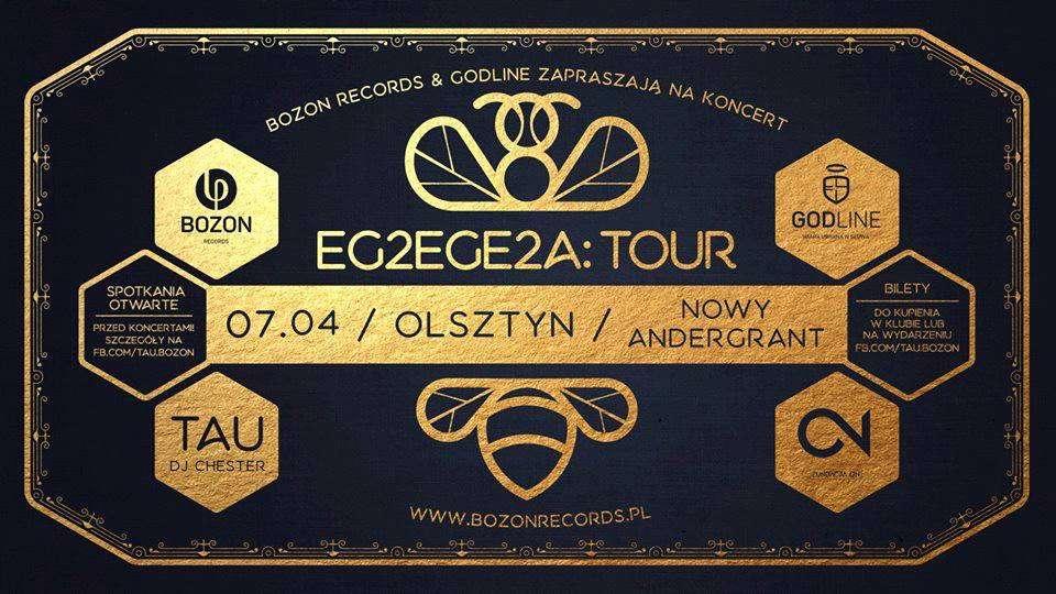 Egzegeza: Księga Pszczół · Tau · Olsztyn · Nowy Andergrant- 07.04.2019 - full image