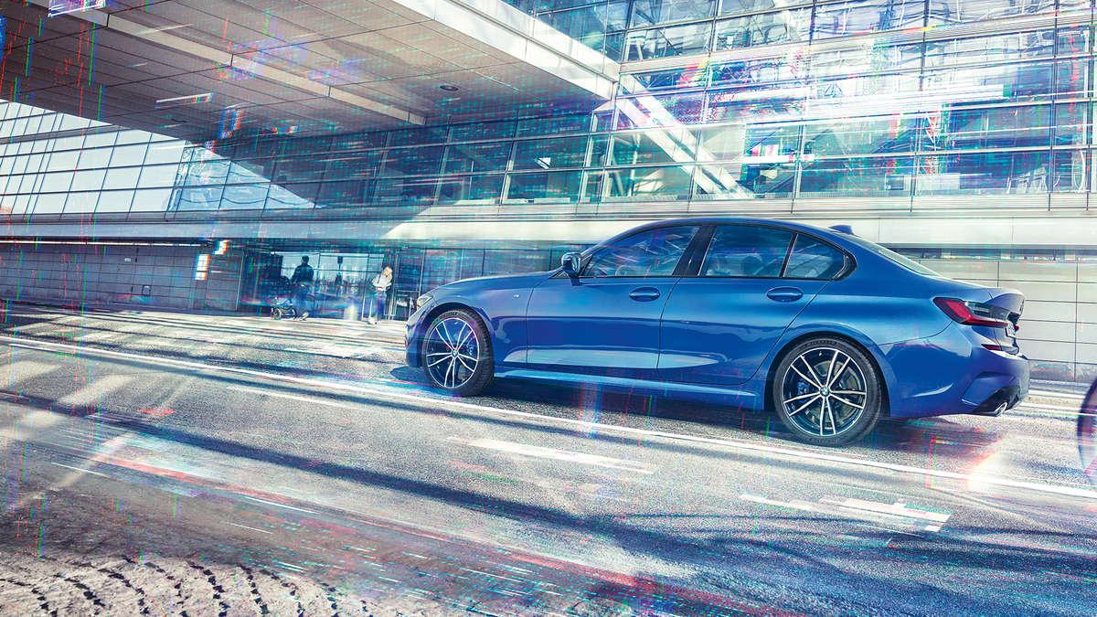 Premiera nowego BMW serii 3 w Olsztynie - full image