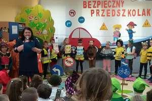 Święto Bezpiecznego Przedszkolaka w przedszkolu nr 2