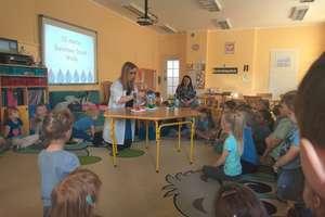 Światowy Dzień Wody w Przedszkolu Publicznym nr 2 w Bartoszycach