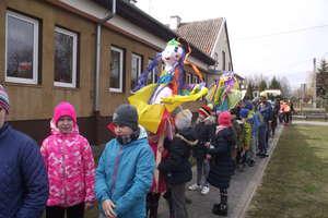 Święto Wiosny w szkole w Żydowie