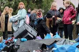 Młodzieżowy Strajk Klimatyczny na ulicach Węgorzewa