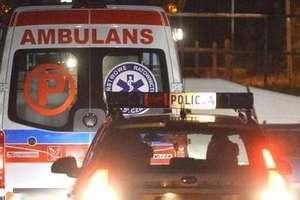 Zabójstwo w gminie Srokowo. Nie żyje mężczyzna