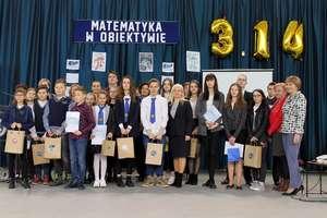 Święto matematyki w I LO w Olecku