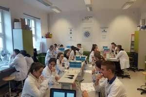 Warsztaty w BioCentrum