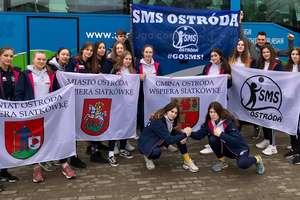 Kadetki SMS Ostróda pojechały walczyć o finał mistrzostw Polski