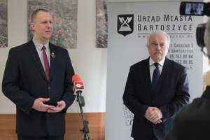 Nowy wiceburmistrz Bartoszyc oficjalnie zaprezentowany [WIDEO]