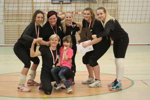 Al-Kos wygrał siatkarską ligę kobiet w Bartoszycach. Złoty set nie był potrzebny