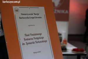 Ruszyły zgłoszenia do konkursu poetyckiego im. Leonarda Turkowskiego