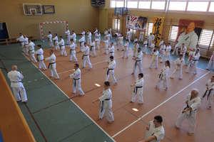Seminarium Karate Shinkyokushin odbyło się w Bisztynku