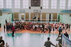 Święto mini siatkówki w Ełku