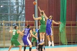 Porażka olsztyńskich koszykarzy