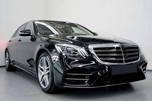 Mercedes klasy S – król jest tylko jeden