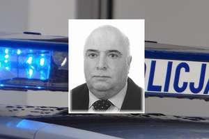 Policja poszukuje 62-letniego Dariusza Michalczewskiego