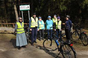 Rozpoczęli sezon rowerowych wycieczek po okolicy