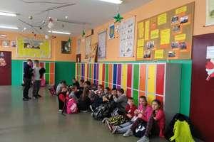 Szafeczki dla uczniów Szkoły Podstawowej w Dłutowie