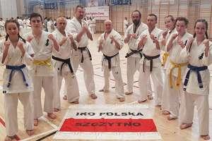Karate, karate w Zakopanem. Akademia szykuje formę
