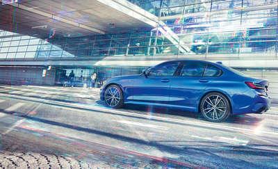 Premiera nowego BMW serii 3 w Olsztynie