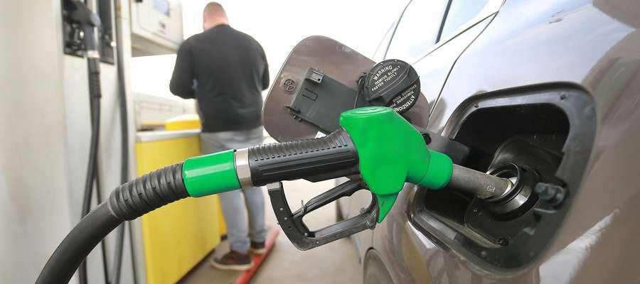 Podwyżki paliw