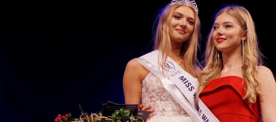 19-letnia Kornelia Gołębiewska została Miss Warmii i Mazur 2019