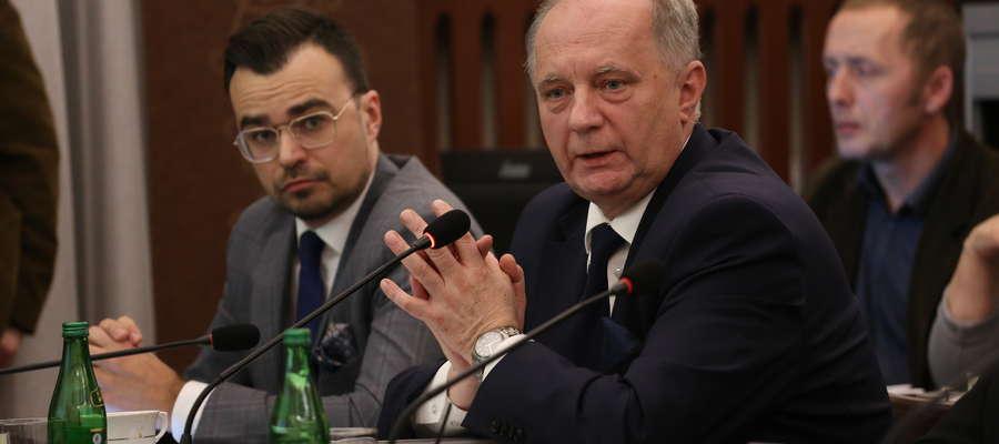 Ryszard Niedziółka nie przekonał do siebie niektórych radnych