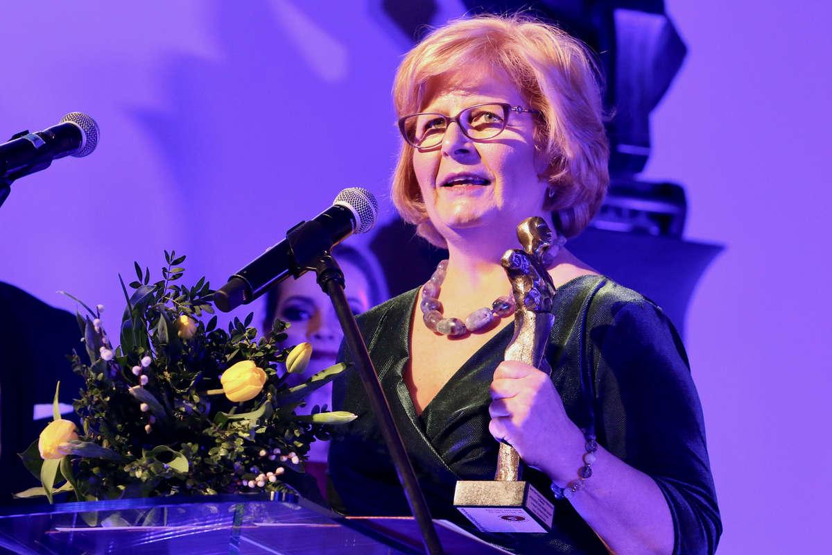 Małgorzata Świech-Twarowska, dyrektor ZSGS w Olsztynie