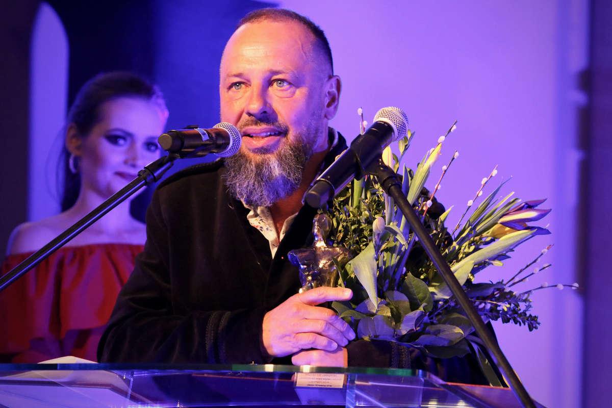 """Krzysztof """"Dżawor"""" Jaworski"""