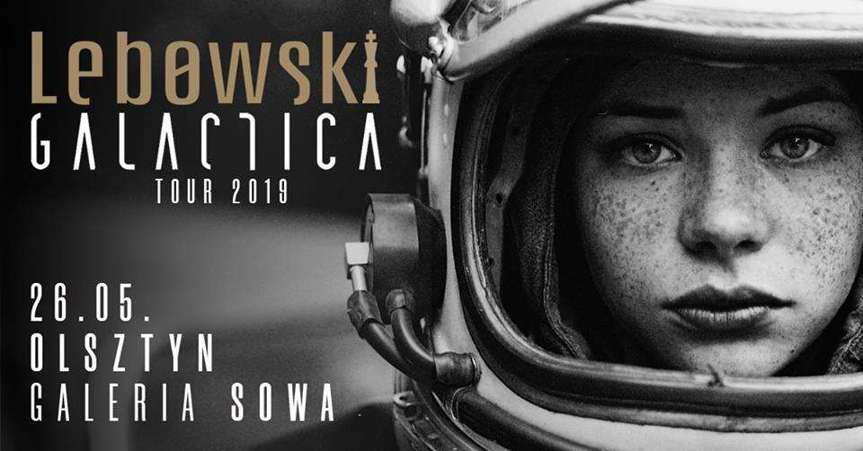 Lebowski Galactica Tour 2019 - full image