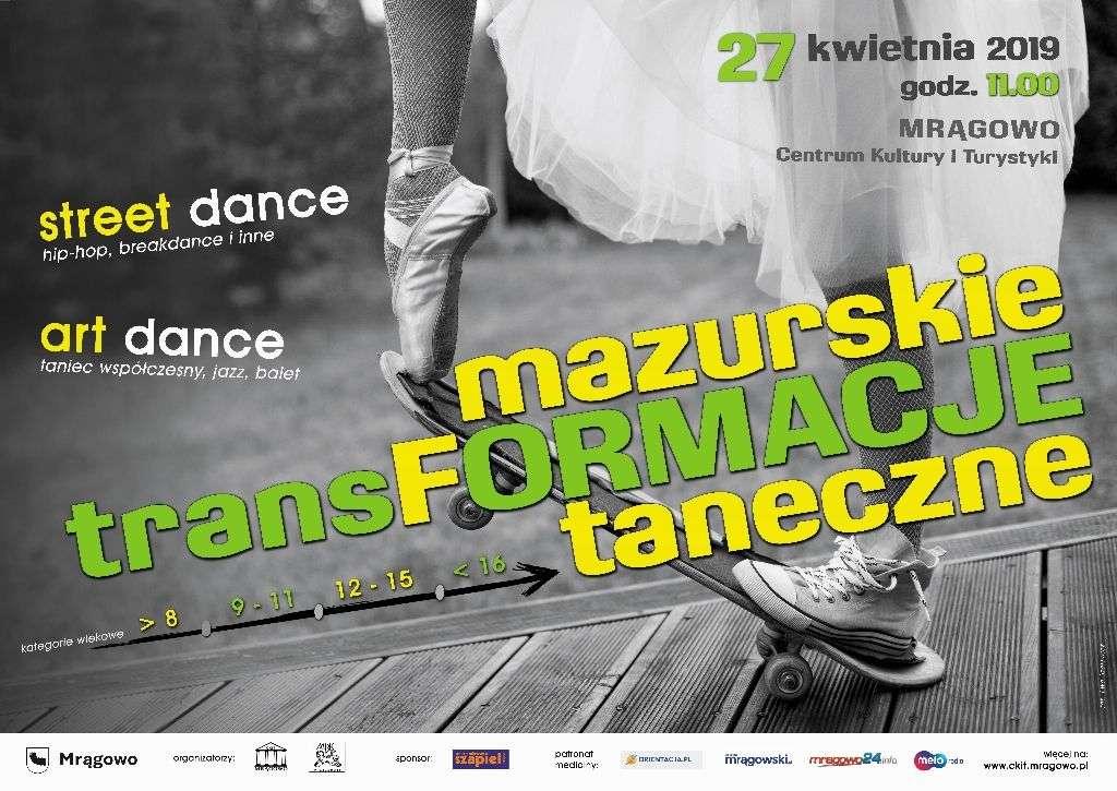 Mazurskie Transformacje Taneczne - full image