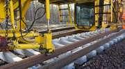 Zaawansowane prace przy remoncie linii kolejowej Działdowo – Olsztyn