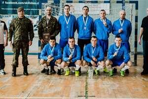 Terytorialsi z Warmii i Mazur wicemistrzami WOT w futsalu