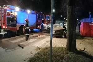 Czarny weekend na drogach Warmii i Mazur. 3 osoby zginęły, a 7 zostało rannych