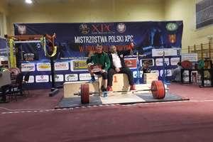 Siła pokazała... siłę podczas mistrzostw Polski federacji XPC